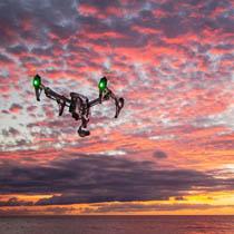 ikona dron